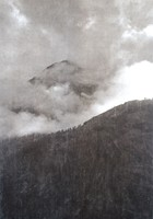 clouds & mountain 1